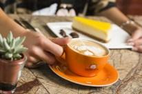 Coffee Zapatista kahve ve cheesecake