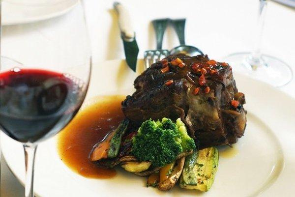 Gusto Club Yemeği - Etle Şarabın Aşkı