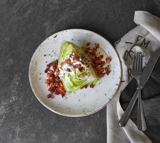 Socrates Bistro'da Wedge Salata