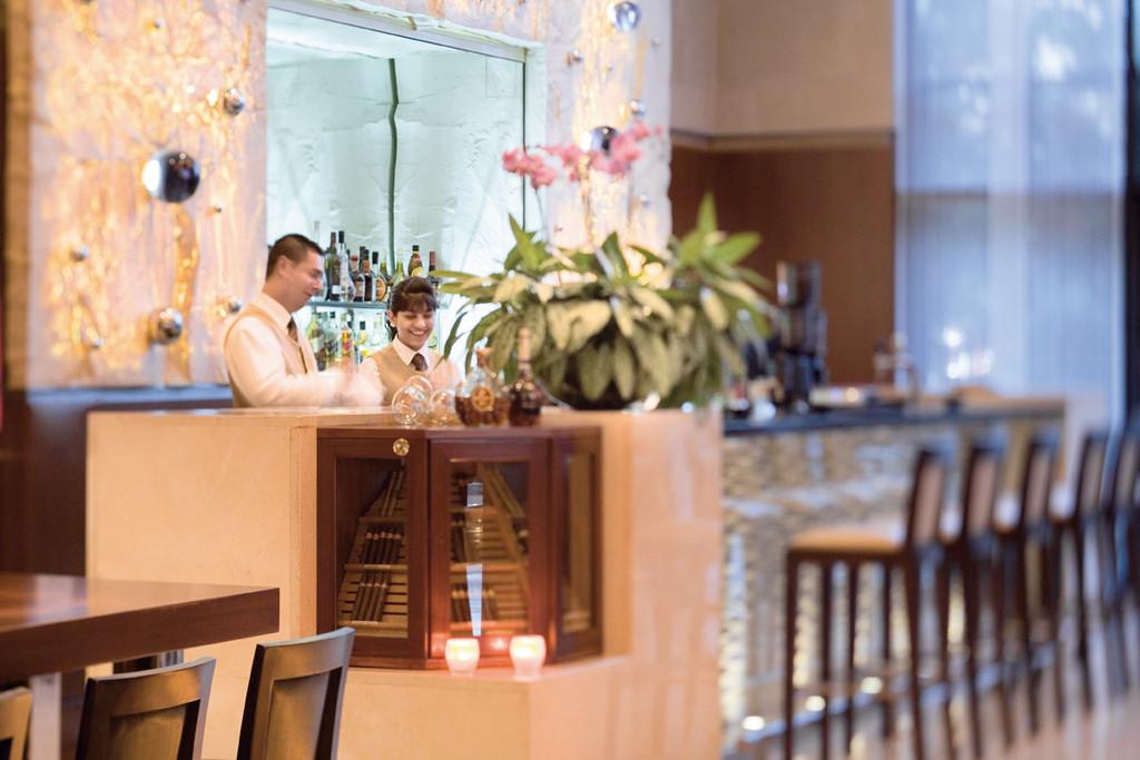 Mövenpick Hotel Istanbul'da Baradox