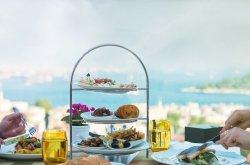 Divan Brasserie Beyoğlu teras