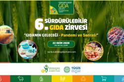 Sürdürülebilir Gıda Zirvesi 2020