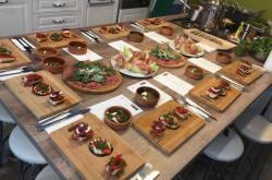 Istanbul Culinary Studio'da Ege'nin İki Yakası Wine&Dine Etkinliği
