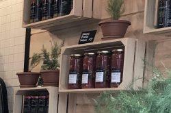Kuşkonmaz Vadisi'nin ilk dükkanı Şişhane'de açıldı