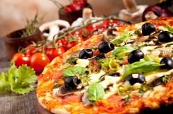 Beppe Pizzeria'da pizza