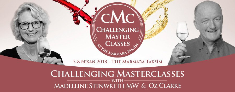 Challenging Master Classes 2018