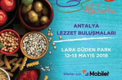 Gastro Alaturka 2018 Antalya