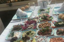 Kalamış Paysage Balık - Mezeler