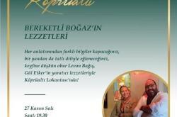 Köprüaltı Lokantası Bereketli Boğaz'ın Lezzetleri