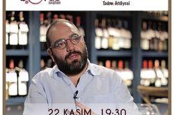 Bordo Şaraphane'de Levon Bağış ile Anadolu Peynirleri ve Anadolu Şarapları
