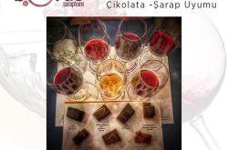 Levon Bağış ile Çikolata-Şarap Uyumu Atölyesi