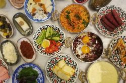 Grand Hyatt Istanbul'da Kahvaltı
