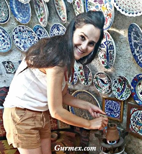 Chez Hakan,Kapadokyada çömlek hediyelik eşya nereden alınır