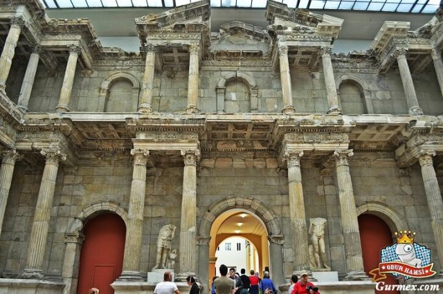 Berlin-Bergama-muze-giris-ucreti