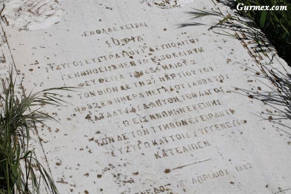 Bozcaada Kalesi gezi notları