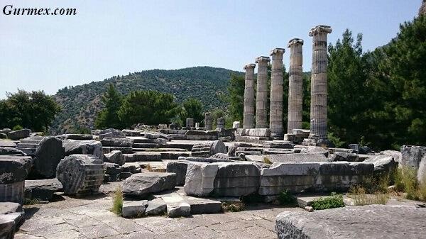 priene-antik-kenti-soke-aydin-gezi-seyahat-rehberi