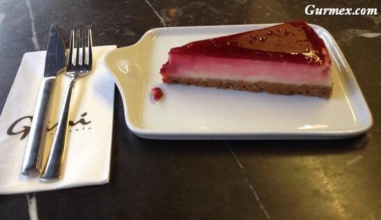 Gani GastroCafe, Düzce'de cheesecake nerede yenir