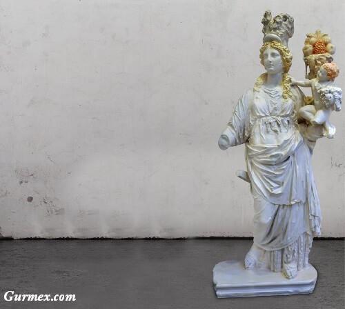 tyche-heykeli-duzce-konuralp-muzesi-muzeler-kopruler-tarihi-evler-mekanlar-rehberi