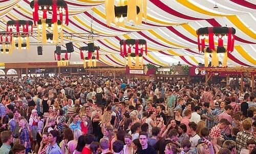 Gurme Festivalleri,Stuttgart springfest festival