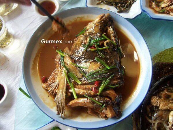 Çin Yeme İçme nehir balığı, Çinde balık nerede yenir
