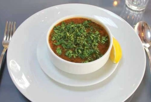Ordu mutfağı, ordu yemek kültürü ısırgan çorbası