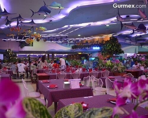 Sea Food Restaurant,taylandda balık nerede yenir