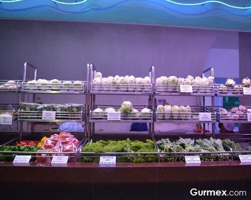 Sea Food Restaurant Bangkok,Tayland yeme içme yerleri