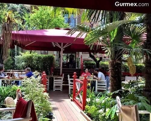 istanbul Bahçeli kafeler,İstanbul en güzel huzurlu mekanlar