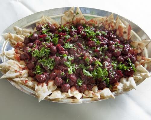 Vişne Kebabı - Gaziantep Yemekleri, Antep Mutfağı Tencere Yemekleri