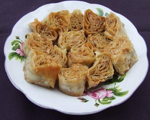 samsa samsi oturtma tatlısı, Çanakkale'nin yerel yöresel tatlıları nelerdir blog
