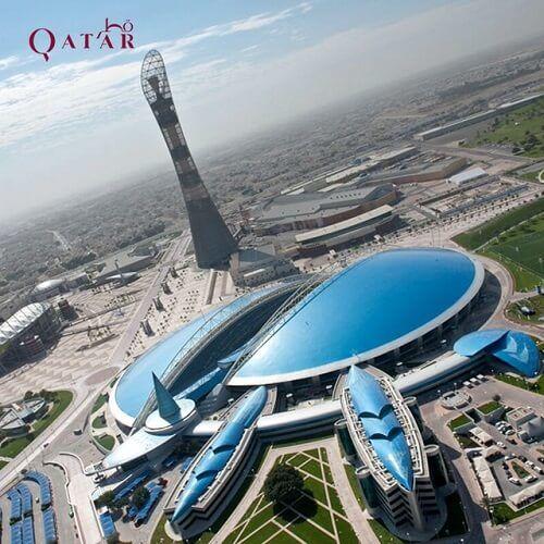Katar Gezilecek Yerler, Aspire park