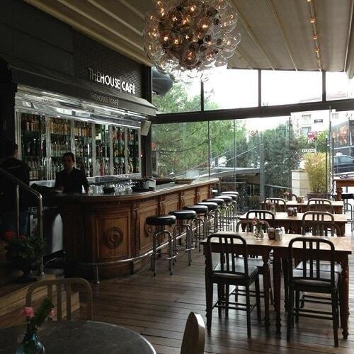 The House Cafe Ankara