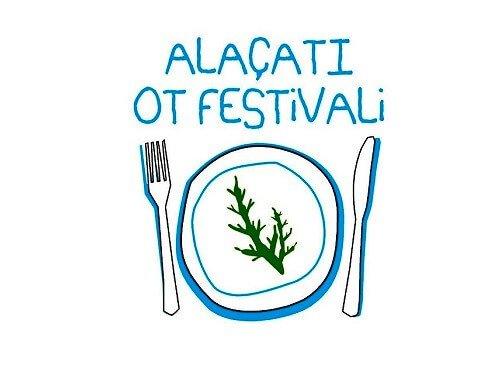 Yemek festivalleri, Alaçatı ot festivali çeşme izmir