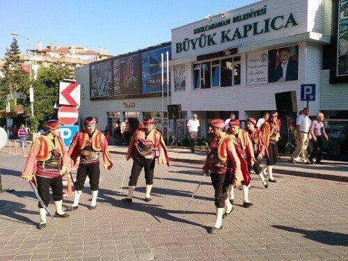 Yemek festivalleri, Kızılcahamam su festivali Ankara