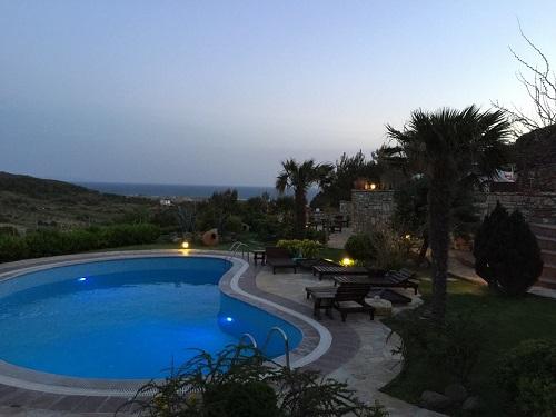 Bozcaada en iyi otel, Ada Bacchus Butik Otel Restaurant, Bozcaada en iyi butik oteller