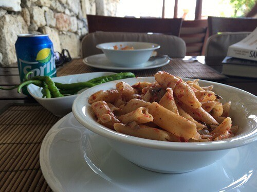 Bozcaada en iyi otel, Ada Bacchus Butik Otel Restaurant, Bozcaada kalacak yerler oteller