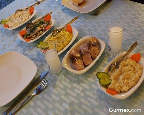 Bozcaada'da Ahtapot restoran,Boruzan Restaurant