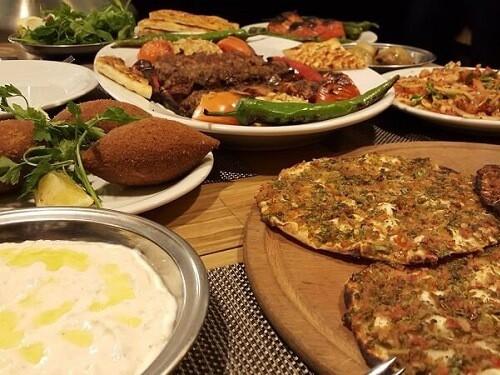 istanbul iftar mekanları, Birecikli Sirkeci