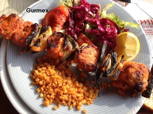İznik Gezilecek Yerler,İznik'te ne yenir umut restaurant yayın şiş