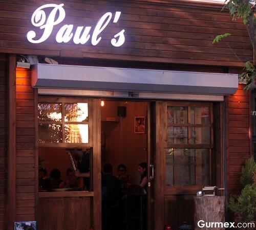 Paul's Homemade,Anadolu yakası kadıköy ne yenir