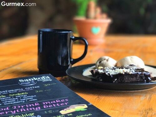 Kaş'ta Ne Yenir içilir,Kaş kahve nerede içilir sankofa coffee