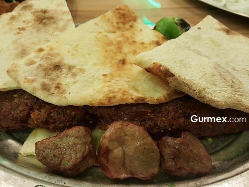 Sakıp Usta antep menü,Gaziantep kuşbaşı küşleme simit kebabı