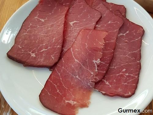 Boşnak Yemekleri kuru isli et nasıl yapılır