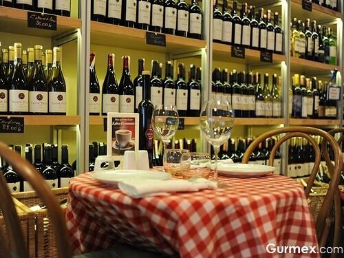 Sevgililer Günü için en iyi mekan tavsiyesi, Sensus şarap evi Galata