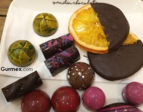 Vanilin Chocolate Kayseri'de çikolata