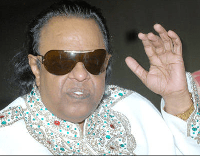 Ravindra Jain- Vaidjee's one time Co-Singer and now a Famous Music Director