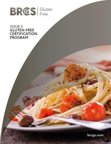 BRC Glutensiz Ürünler Sertifikasyon Programı Issue 3