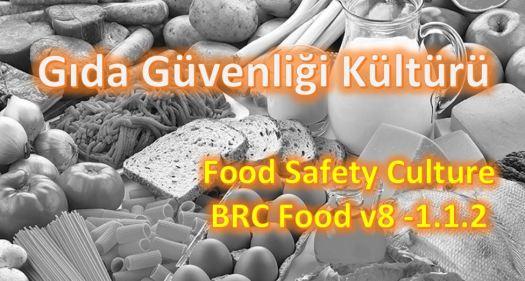 Gıda güvenliği kültürü - Food safety culture