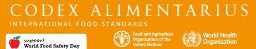World Food Safety Day, Dünya Gıda Güvenliği Günü, Codex Alimentarius