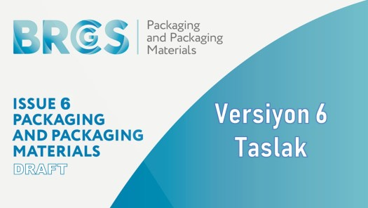BRC Packaging and Packaging Materials Version 6 Draft